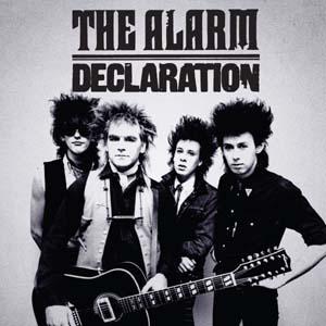 The Alarm/Declaration 1984-1985[21C096]
