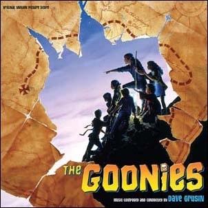 The Goonies CD