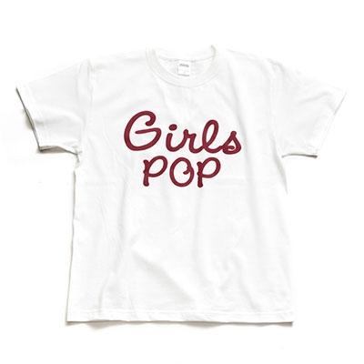 ジャンルT-Shirt Girls pop ホワイト Sサイズ[2050267561057]