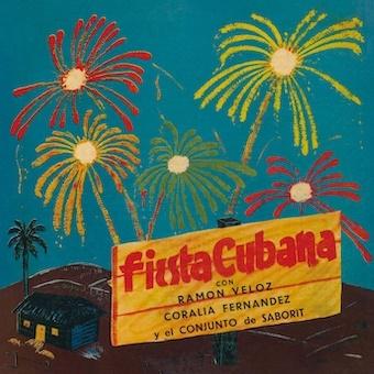 Ramon Veloz、Coralia Fernandez『フィエスタ・クバーナ~グァヒーラのお祭り』