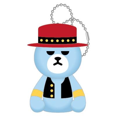 BIGBANG/KRUNK×BIGBANG フィンガーパペット/SOL[KRBB10375]