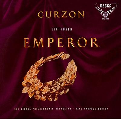 クリフォード・カーゾン/ベートーヴェン: ピアノ協奏曲第4番&第5番「皇帝」<タワーレコード限定>[PROC-1658]