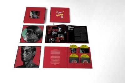 刺青の男 40周年記念エディション スーパー・デラックス4CDボックス・セット [4SHM-CD+LP+ブックレット+レ SHM-CD