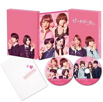 神徳幸治/ピーチガール 豪華版 [Blu-ray Disc+DVD]<初回限定生産版>[SHBR-0461]