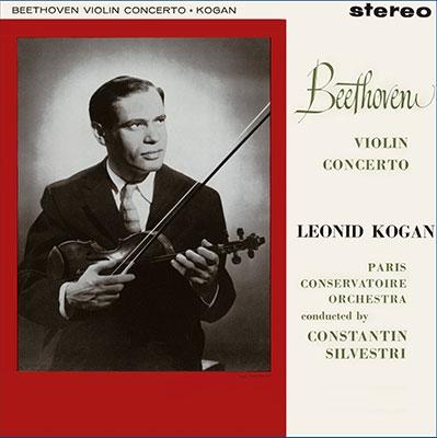 レオニード・コーガン/ベートーヴェン, チャイコフスキー, メンデルスゾーン: ヴァイオリン協奏曲; モーツァルト: ヴァイオリン協奏曲第3番, 他<タワーレコード限定>[TDSA-56]