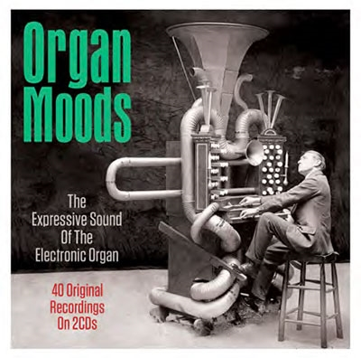 Organ Moods CD