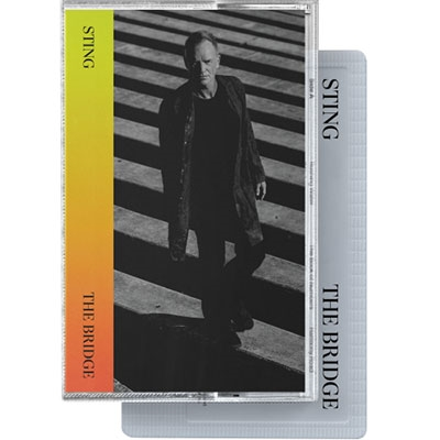The Bridge<Frosted Ice White Cassette>