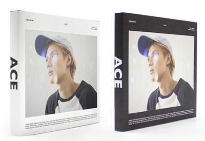 Ace: 1st Mini Album (ランダムバージョン) CD