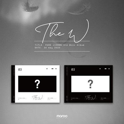 The W: 3rd Mini Album (ランダムバージョン) CD