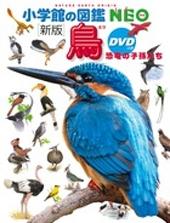 小学館の図鑑NEO 新版 鳥 DVDつき [BOOK+DVD] Book
