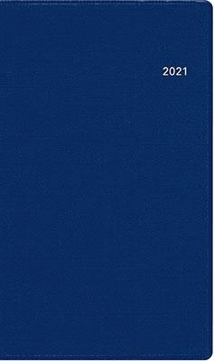 高橋書店 手帳は高橋 T'mini (ティーズミニ) 2 [ネイビー] 手帳 2021年 手帳判 ウィークリー 皮革調 ネイビー No.155 (2021年版1月始まり)[9784471801557]
