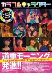 モーニング娘。ライブ写真集2012秋 「カラフルキャラクター」 Mook