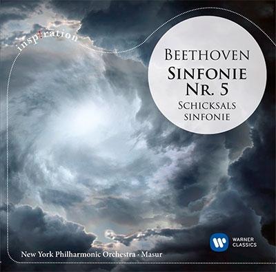 クルト・マズア/Beethoven: Symphony No.5, Egmont[9029577965]