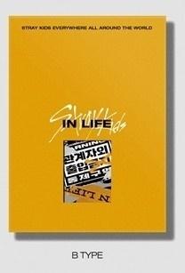 IN生 (IN LIFE): Stray Kids Vol.1 (Repackage)(STANDARD Ver./B TYPE)(タワーレコード限定特典付き) CD