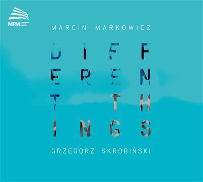 マルシン・マルコヴィチ/Different Things [ACD235]