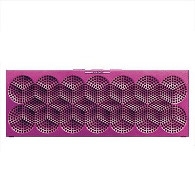JAWBONE Bluetooth ワイヤレススピーカー ミニジャムボックス/パープルスノーフレーク [ALPMJAMPS]