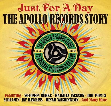 Just For A Day: The Apollo Records Story 1949-1959[DAY3CD045]