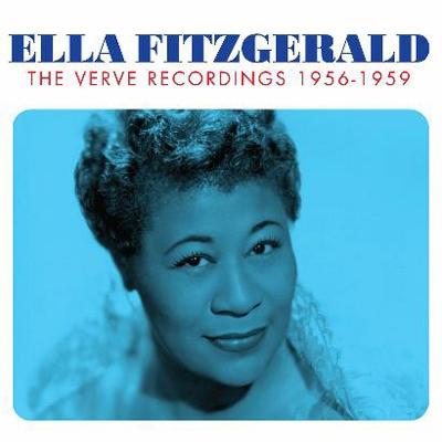 Ella Fitzgerald/The Verve Recordings 1956-1959[NOT3CD145]