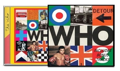 WHO (Deluxe Edition) CD