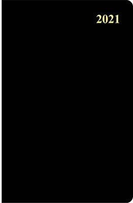高橋書店 手帳は高橋 ビジネス手帳 〈小型版〉 6 [黒] 手帳 2021年 手帳判 ウィークリー 皮革調 黒 No.145 (2021年版1月始まり)[9784471801458]
