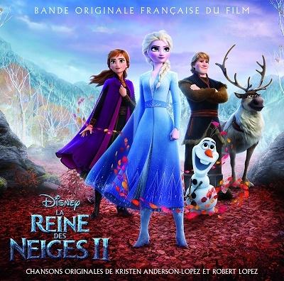 Frozen 2 (アナと雪の女王2)(French Version)[005008743295]