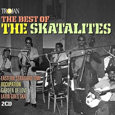 The Best of the Skatalites CD
