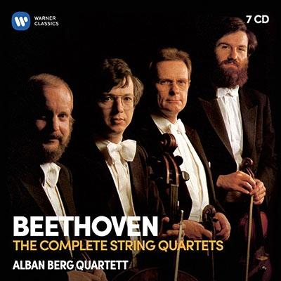 ベートーヴェン: 弦楽四重奏曲全集 CD