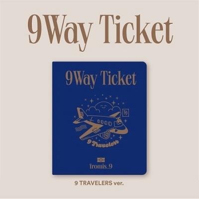 9 Way Ticket: 2nd Single (9 TRAVELERS ver.) 12cmCD Single