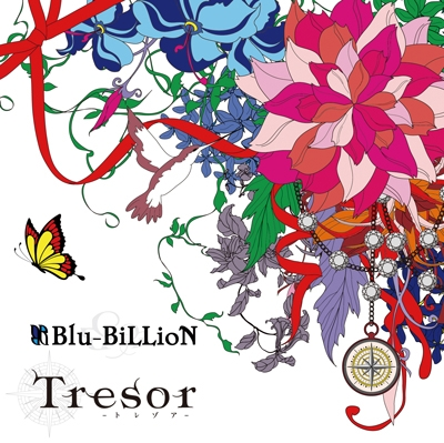 Blu-BiLLioN/Tresor-トレゾア-<通常盤>[RSCD-144]