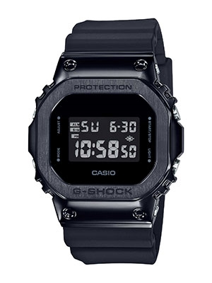 G-SHOCK GM-5600B-1JF Accessories