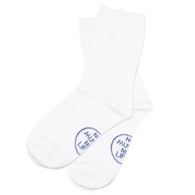 タワレコ 推し色グッズ 靴下/White[MD01-1705]