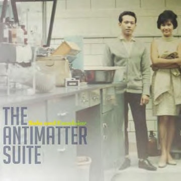 The Antimatter Suite CD