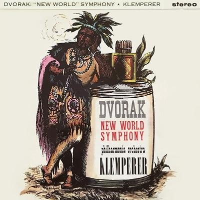 ドヴォルザーク: 交響曲第9番「新世界より」、ワイル: 「小さな三文音楽」より、クレンペラー: メリー・ワ SACD Hybrid