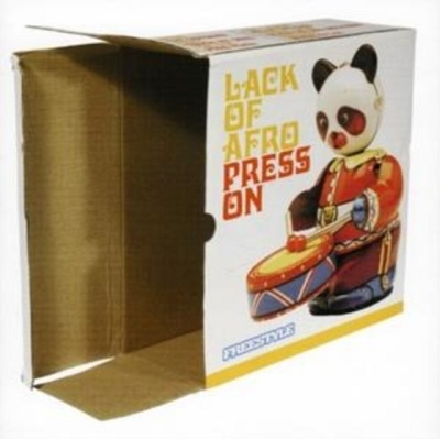 Lack Of Afro/Press On (UK)[FSRCD034]