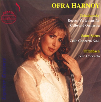 Offenbach: Cello Concerto; Saint-Saens: Cello Concerto No.1; Tchaikovsky: Roccoco Variations Op.33