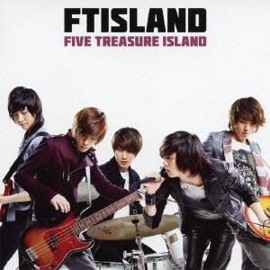 FIVE TREASURE ISLAND [CD+DVD]<初回限定盤B>