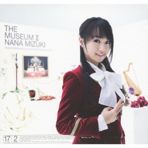 水樹奈々/THE MUSEUM II [CD+DVD][KIZC-141]