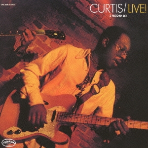 Curtis Mayfield/カーティス/ライヴ!<完全生産限定盤>[WPCR-27727]