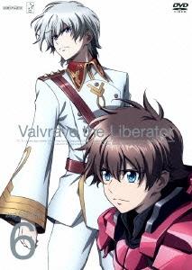 松尾衝/革命機ヴァルヴレイヴ 2nd Season 6 [ANSB-9065]