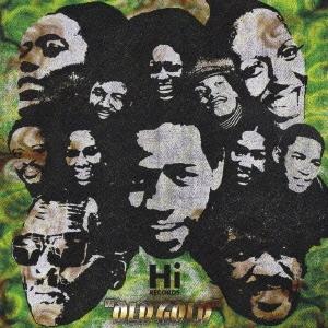 "Hi RECORDS ""OLD GOLD"" SELECTED & MIXED BY D.J.BOBO JAMES A.K.A.D.L"