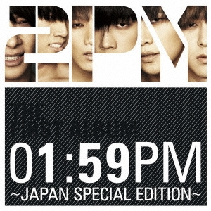 01:59PM 〜JAPAN SPECIAL EDITION〜<通常盤> CD