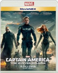 アンソニー・ルッソ/キャプテン・アメリカ/ウィンター・ソルジャー MovieNEX [Blu-ray Disc+DVD][VWAS-2921]