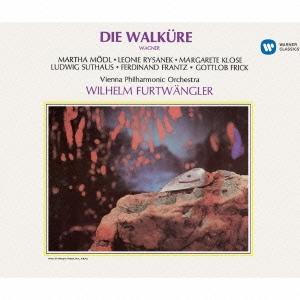 ヴィルヘルム・フルトヴェングラー/ワーグナー:楽劇「ワルキューレ」 全3幕 [WPGS-50059]