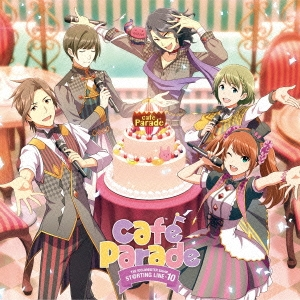 Cafe Parade/THE IDOLM@STER SideM ST@RTING LINE 10 Cafe Parade[LACM-14390]