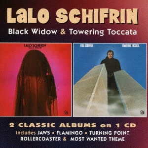 Lalo Schifrin/ブラック・ウィドウ/タワーリング・トッカータ[CDSOL-8793]
