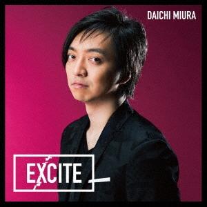 三浦大知/EXCITE [CD+DVD] [AVCD-16739B]