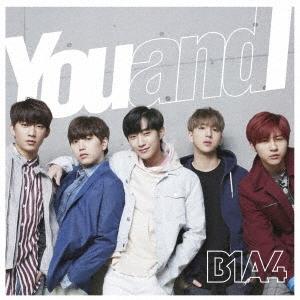 You and I<通常盤/初回限定仕様> 12cmCD Single
