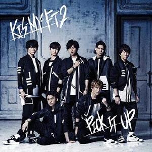 PICK IT UP (A) [CD+DVD]<初回生産限定盤> 12cmCD Single