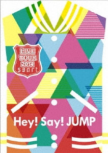 Hey! Say! JUMP LIVE TOUR 2014 smart<通常盤> DVD