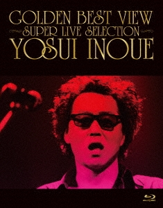 GOLDEN BEST VIEW ~SUPER LIVE SELECTION~ Blu-ray Disc